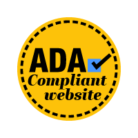 ADA compliance badge